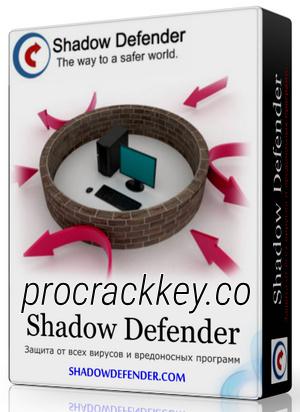 Shadow Defender 1.5.0.726 Crack + Serial Key+Keygen Download