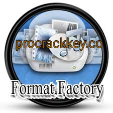 Formate Factory 5.4.5.1 Crack Free Download